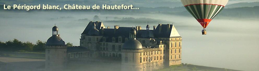 montgolfière périgueux château de hautefort