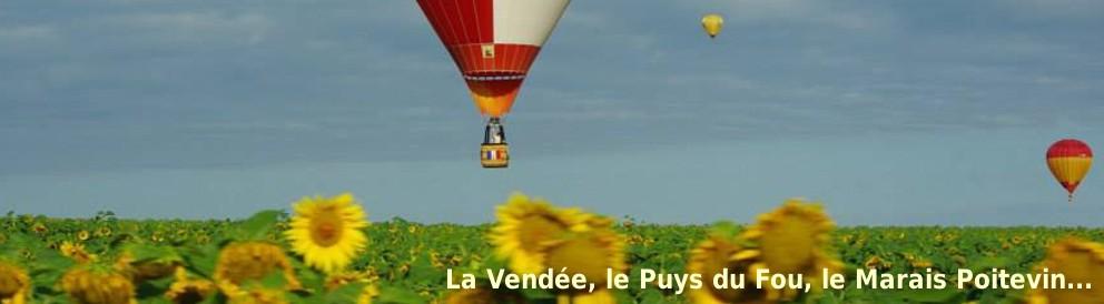 montgolfière vendée