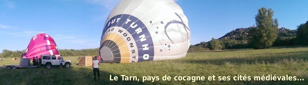 montgolfière tarn albi