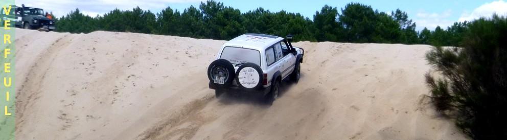 domaine sable verfeuil