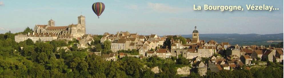 montgolfière vézelay